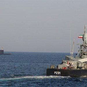 Joint Naval Drill Staged in Hormuz Strait