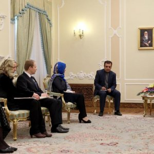 Tehran Welcomes  Broader EU Ties