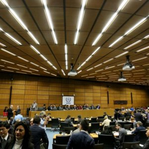 Russia, West Differ on IAEA's Iran Reporting