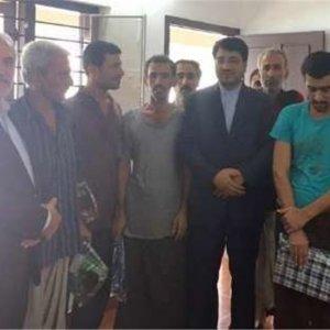 India Releases Iranian Sailors