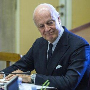 UN Syria Envoy to Visit