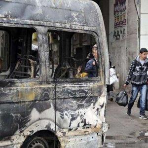 Turkey Identifies Ankara Bomber