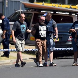 3 Men Shot in Aussie Shooting