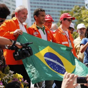 Lula Slams Brazil's Corruption Probe