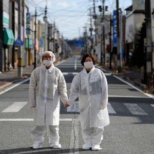 Japan Marks 5th Tsunami Anniv.