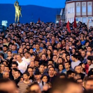 Macedonia Protests Continue