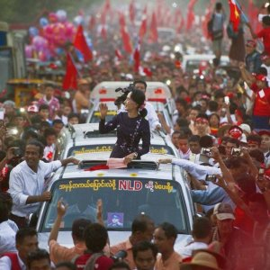 Myanmar Advances Presidential Nominations