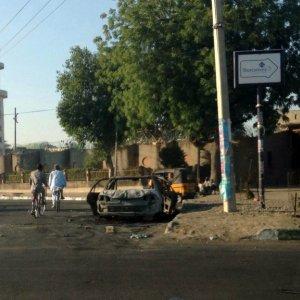 Suicide Bombers Kill 22 in Nigeria