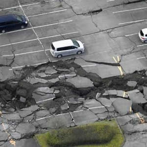 2nd Deadly Quake Hits S. Japan