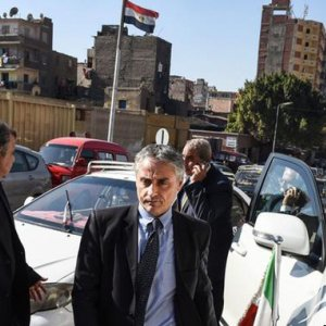 Rome Recalls Envoy to Egypt Over Student's Death