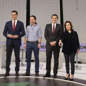 Spain Deputies to Debate Coalition Bid