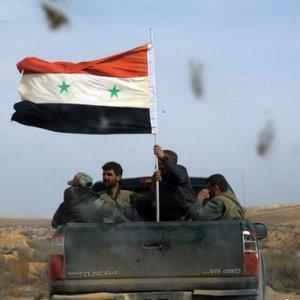 Syrian Army Retakes Al-Qaryatain From IS