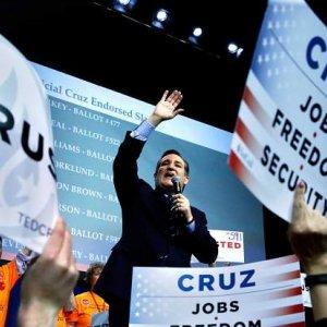 Ted Cruz Wins Delegates in Wyoming