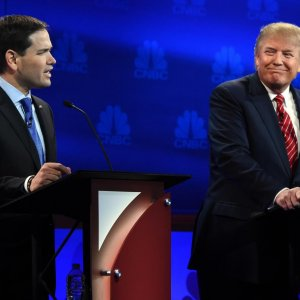 Trump, Rubio Row Over Islamophobia