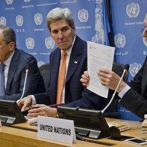 US, Russia Back UN Plan to Restart Syrian Peace Talks