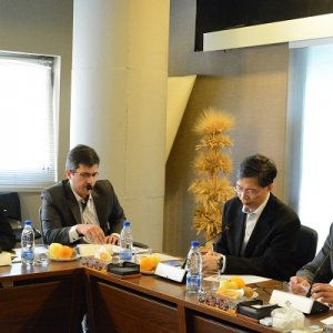 Hong Kong Trade Delegation in Shiraz