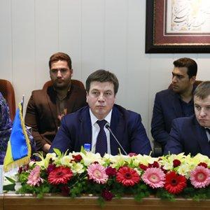 Tehran, Kiev  Sign Cooperation Agreement