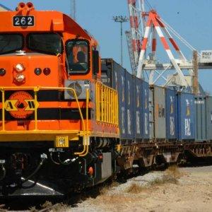Rail Freight on Growth Path