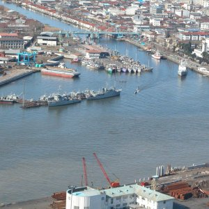 Anzali Port Throughput Thriving