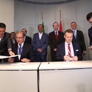 Steel Industry Grabs Spotlight in Vienna Deal-Making