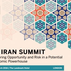 London to Host Iran Economic Summit
