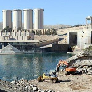 Italian Engineers  to Assess Mosul Dam