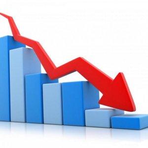 Banks' Debts Decline