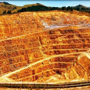 Iran Gold Reserves at 340 Tons