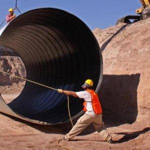 New Twist in Caspian Water Transfer Debate
