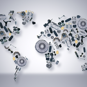Iranian Auto Parts for 40 Countries