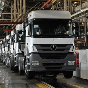 Benz to Sign Production Deal With IKCO