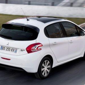 Peugeot 208 Hatch Sales Stop in Russia