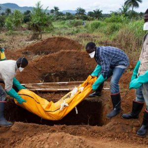 Woman Dies of Ebola in Liberia