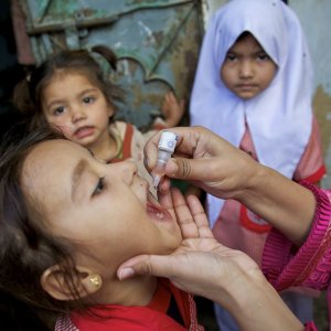 AfPak Forces to Wipe Out Polio