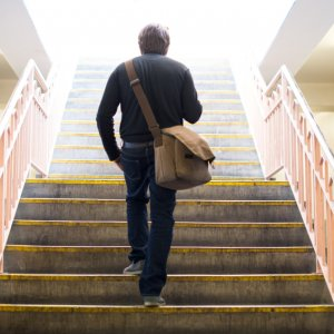 Climbing Stairs Promotes Brain Health