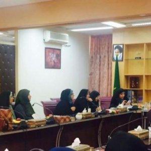 Molaverdi Meets New Women MPs