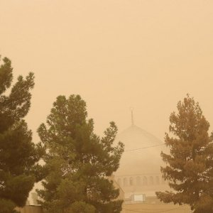 Int'l Aid to Fight Dust Storms