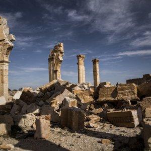 Iran Offers Help to Rebuild Palmyra
