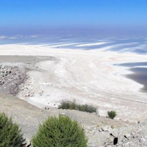 Fresh Japan Aid for Lake Urmia Recovery