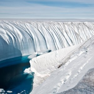 Greenland Sees Record Early Ice Sheet Melting
