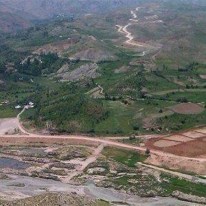 Tourist Resort in Tehran Excoriated