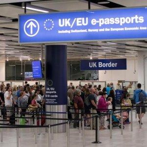 EU Crisis Pushing Migrants to Britain