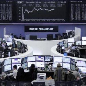 Global Stocks Swing Higher