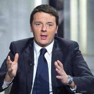 Renzi Says Will Veto Efforts to Cap Holdings