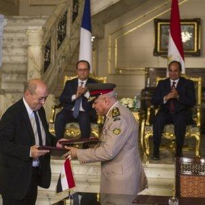 France, Egypt Sign Deals Worth $2b