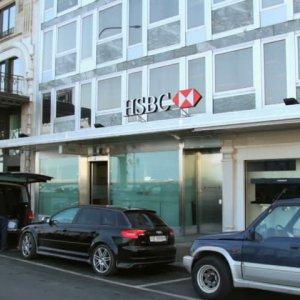 S. Korea Fines HSBC, Deutsche Bank
