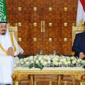 Salman, Sisi Sign Deals