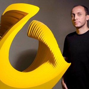 Shirdel to Help Elevate Sharjah Calligraphy Biennial