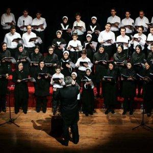 'Peace Choir' in Armenia