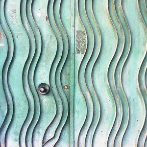 Tehran Doors on View